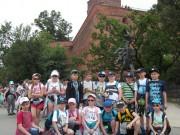Wycieczka klas III do Krakowa