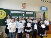 Międzyszkolny Konkurs Ortograficzny klas II i III