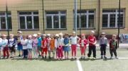 Spartakiada przedszkolaków na Orliku
