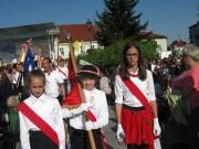 Zlot Szkół Jana Pawła II - Wadowice 18 maja
