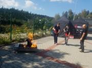 Spotkanie ze strażakami 2
