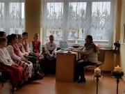 Spotkanie z panią Wandą Szado -Kudasikową